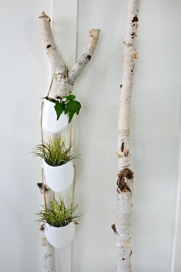 Recycled Plastic Bottles Planter Hanging