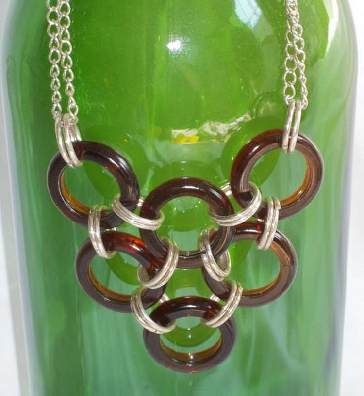 Beer Bottle Necklace