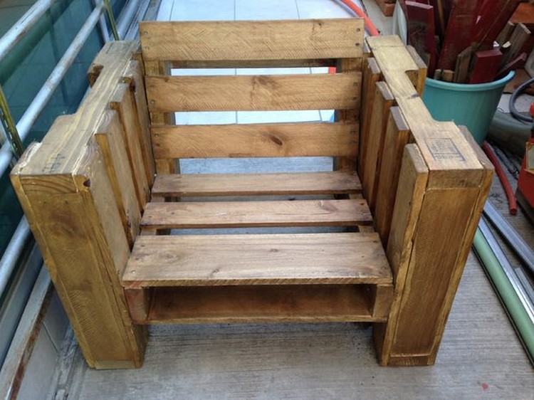 Pallet Chair