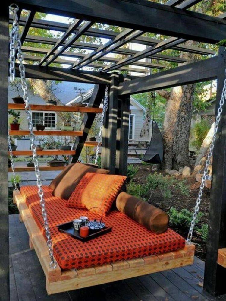 Pallet Swing Ideas