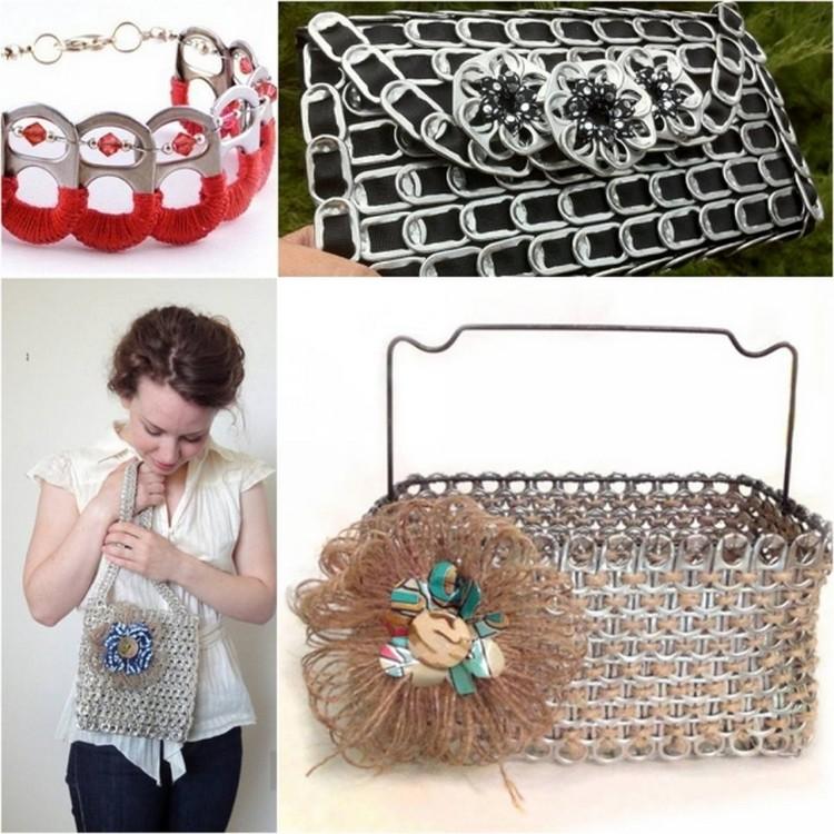 Tin Can Top Crafts