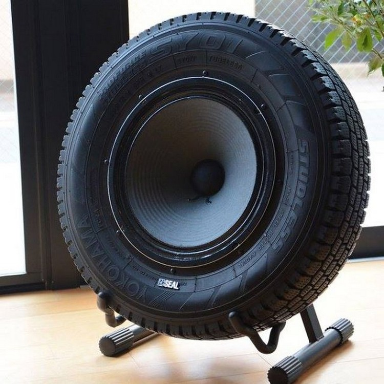 Tire Subwoofer