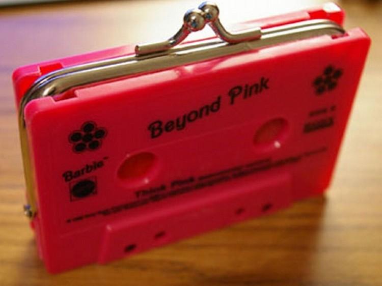 Cassettee Tape Purse