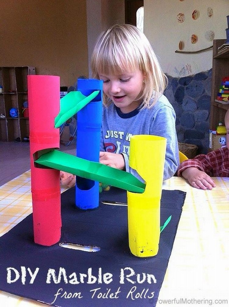 DIY Toilet Paper Roll Crafts for Kids