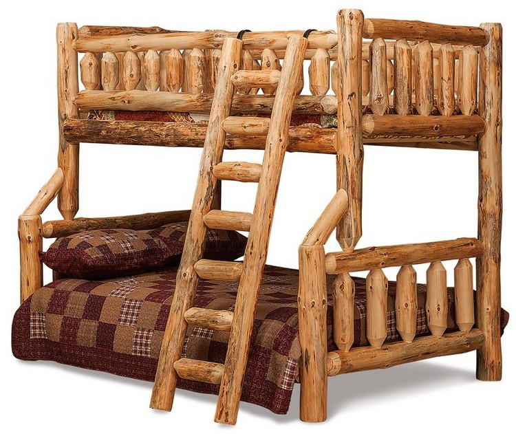 Log Furniture Plans | Recycled Things