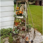 Upcycled Garden Art Projects