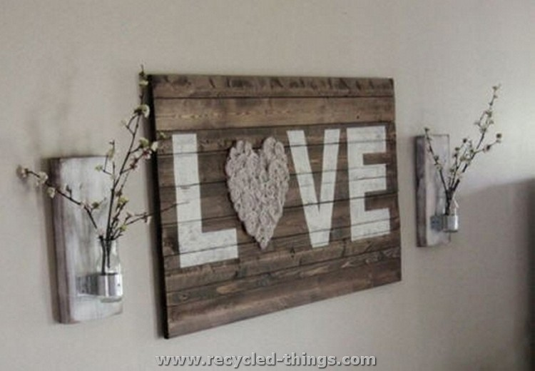 Pallet Wood Recycling Projects Recycled Things