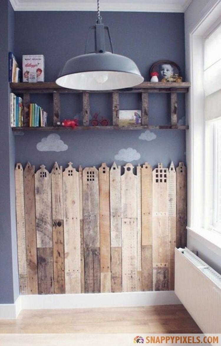 Pallet Wall Ideas