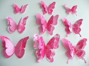 Wall Decor Ideas with Paper