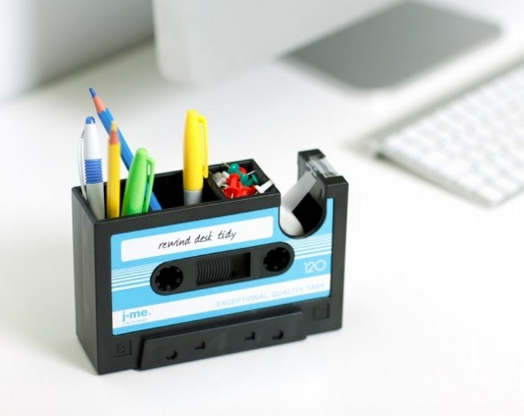 Recycled Cassettee Tape