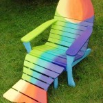 Pallet Adirondack Chair Plans