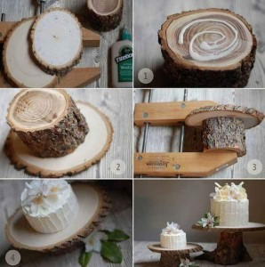 Rustic Decor Ideas Using Logs
