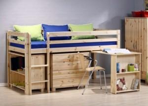 Pallet Bunk Bed Plans