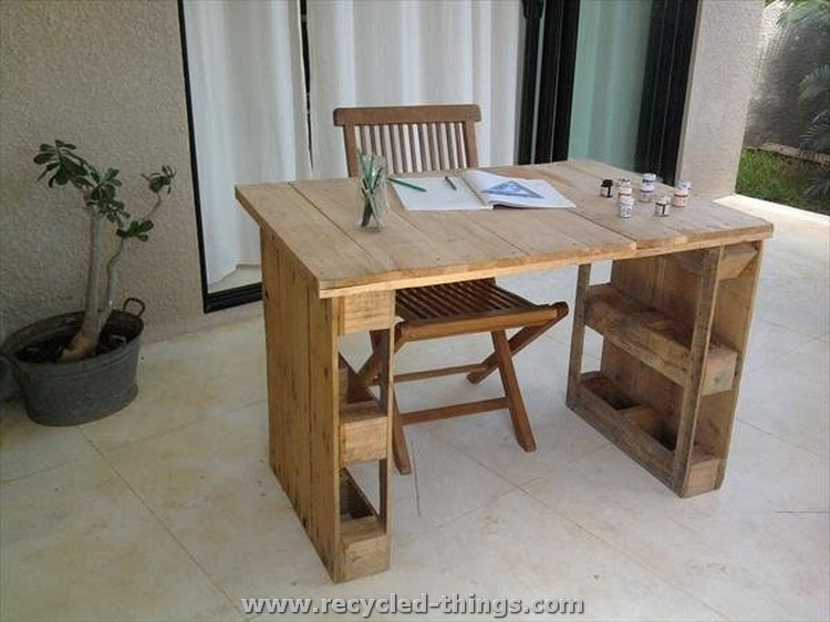 recycled pallet furniture ideas recycled things