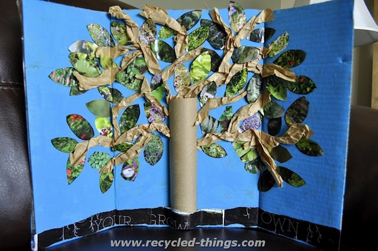 Upcycled Tree Arts