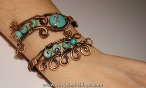 Stylish Wire Jewelry Ideas