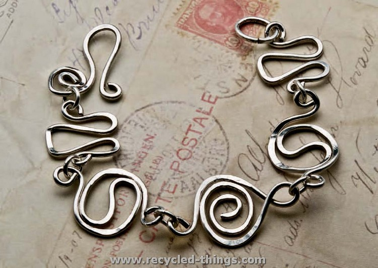 Wire Jewelry Design