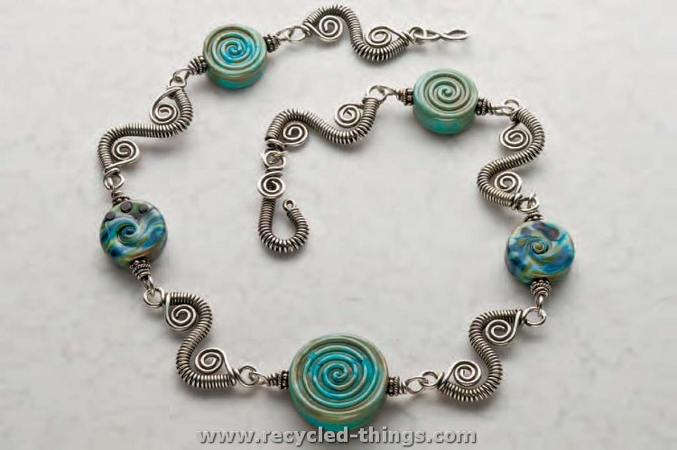Steel Wire Jewelry Ideas