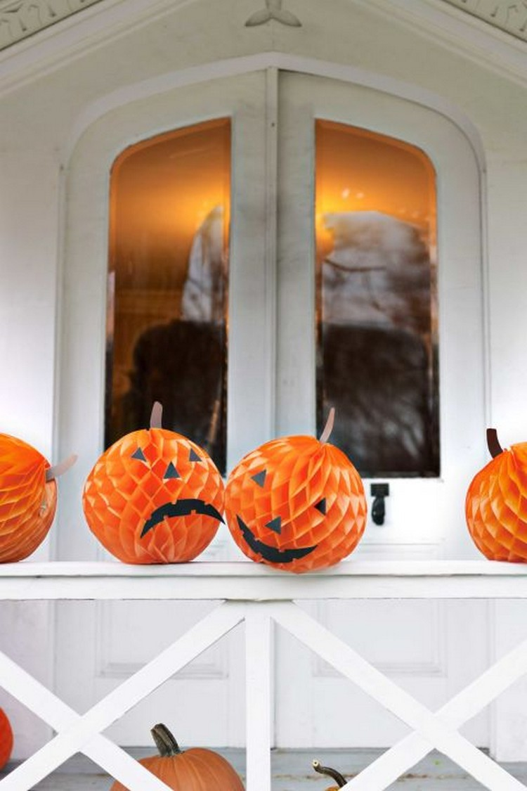 Quick and easy halloween decoration ideas recycled things How to make easy halloween decorations at home