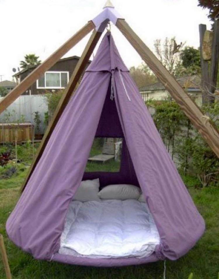 Garden Swing Ideas