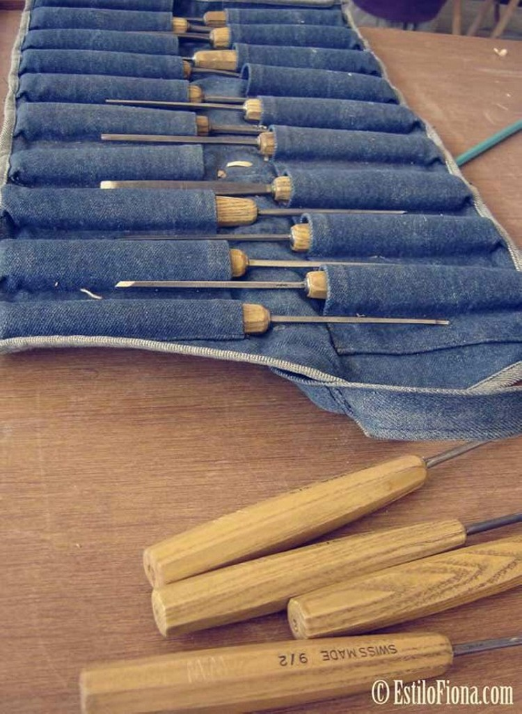 Jeans Upcycling Ideas