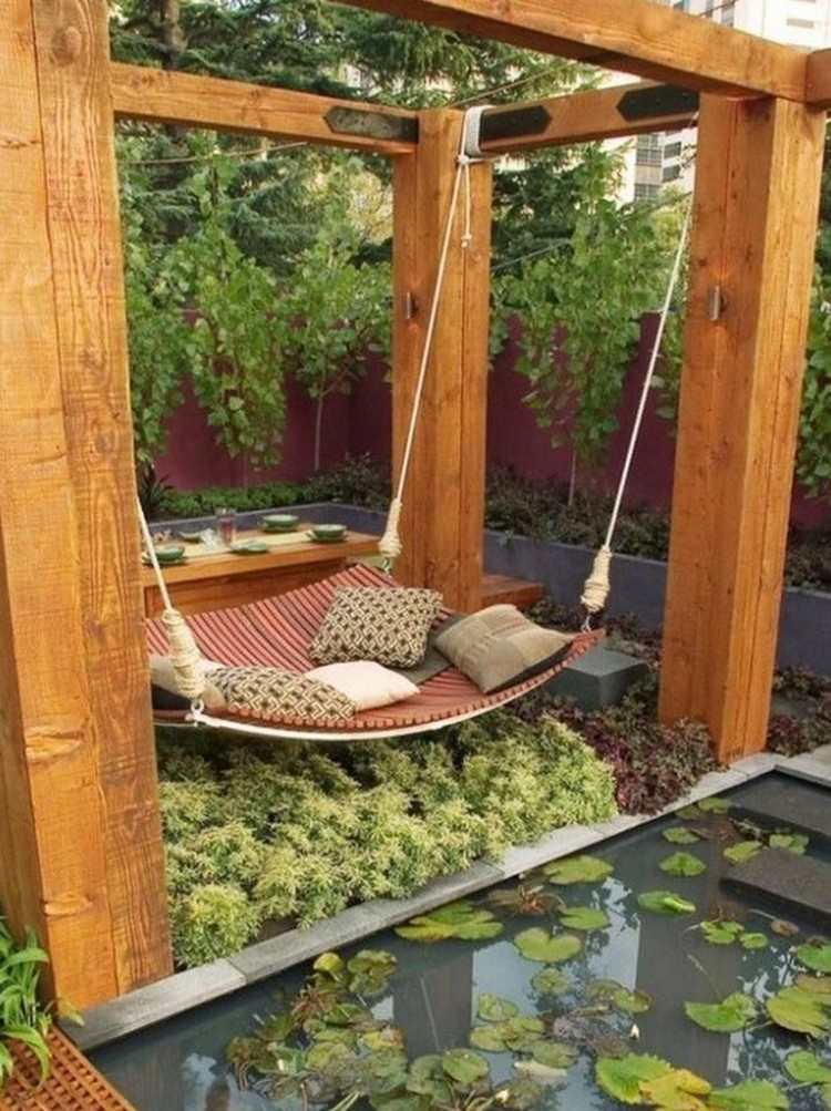 Diy Patio Swing Ideas Recycled Things