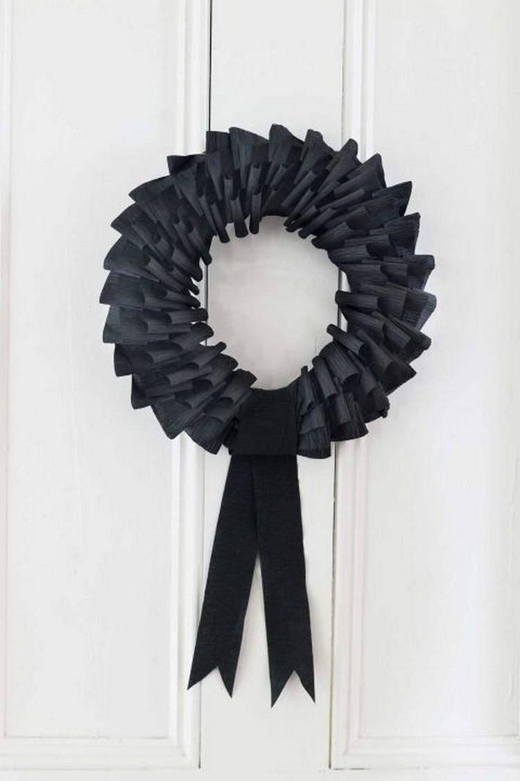 Wreath for Halloween Decor