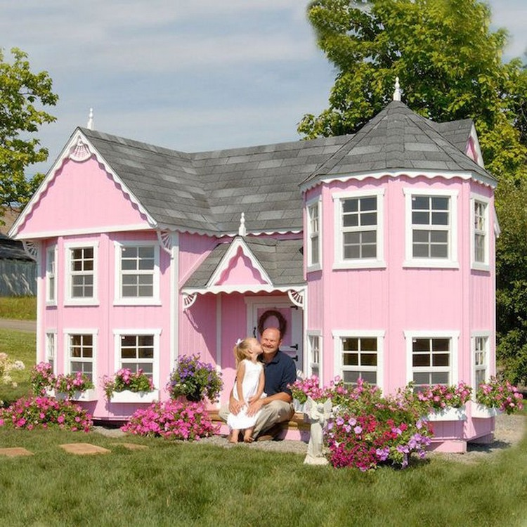 Kids Playhouse Ideas
