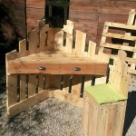 Recycled Wood Pallet Ideas