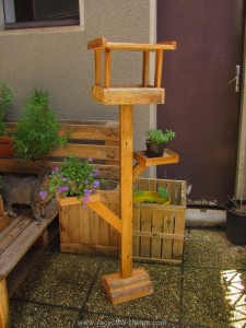 Pallet Wood Projects for Garden