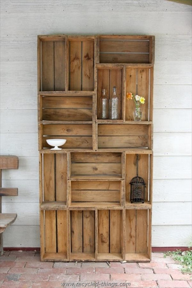Things To Make Out Of Wooden Pallets Recycled