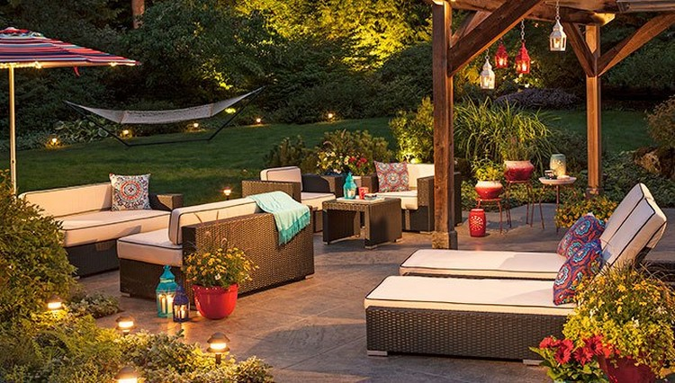 inviting backyard decor ideas - Backyard Decor