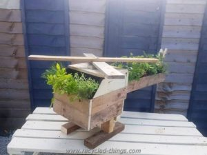 Repurposed Wooden Pallet Ideas