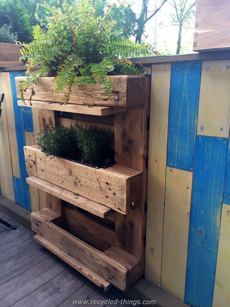 creative things to do with wooden pallets recycled things