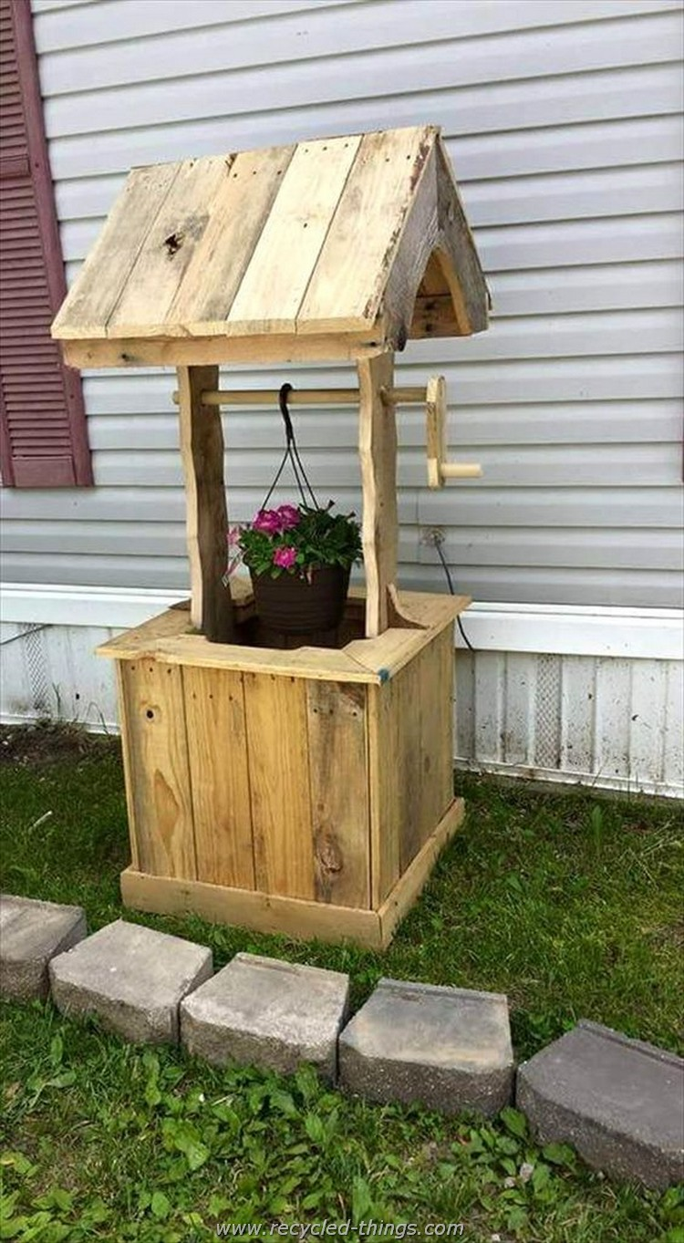 Creative things to do with wooden pallets recycled things for What can you make with recycled pallets