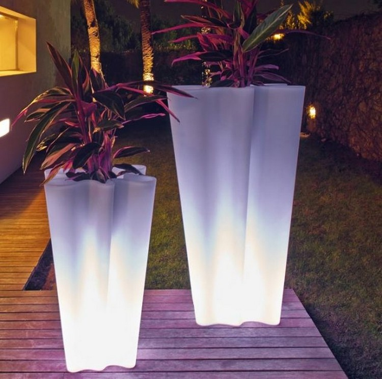 Planters for Patio Decor