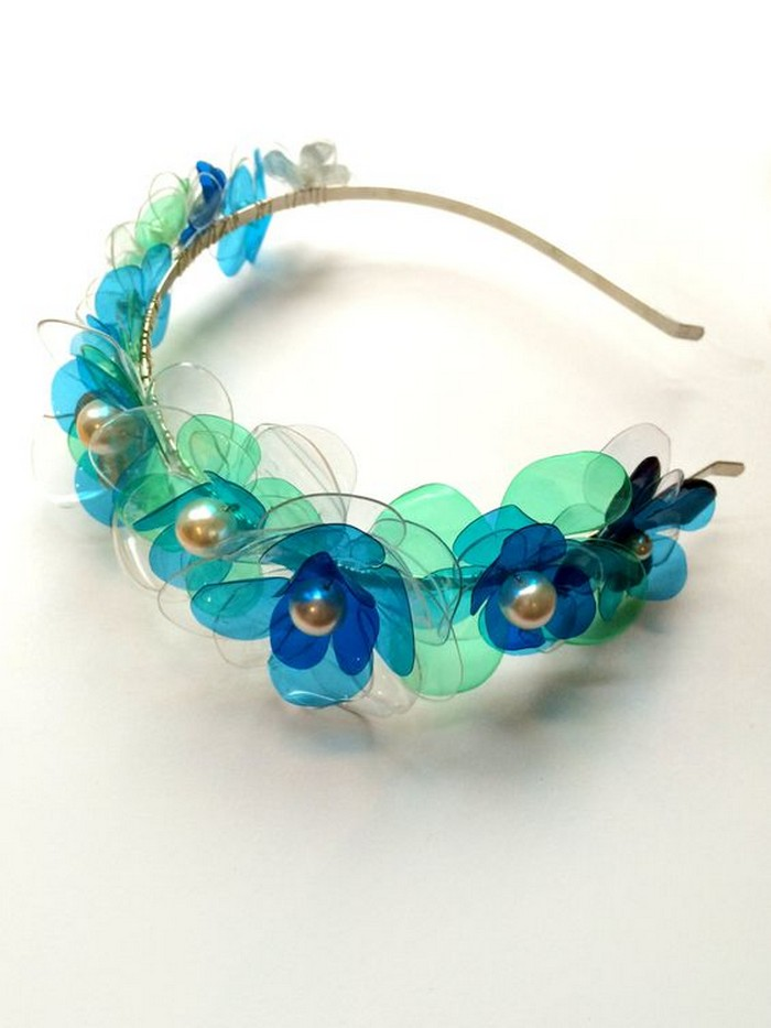 Plastic Bottles Hairband