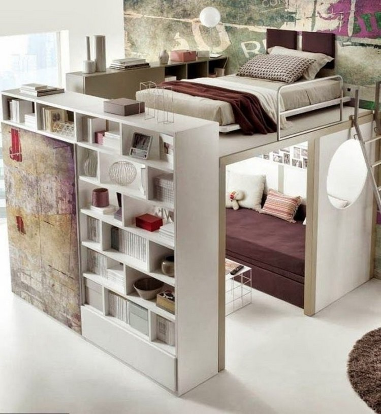 Clever space saving ideas for home recycled things - Space saving furniture ideas for homes ...