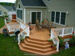 Gorgeous Backyard Deck Ideas To Mesmerize You