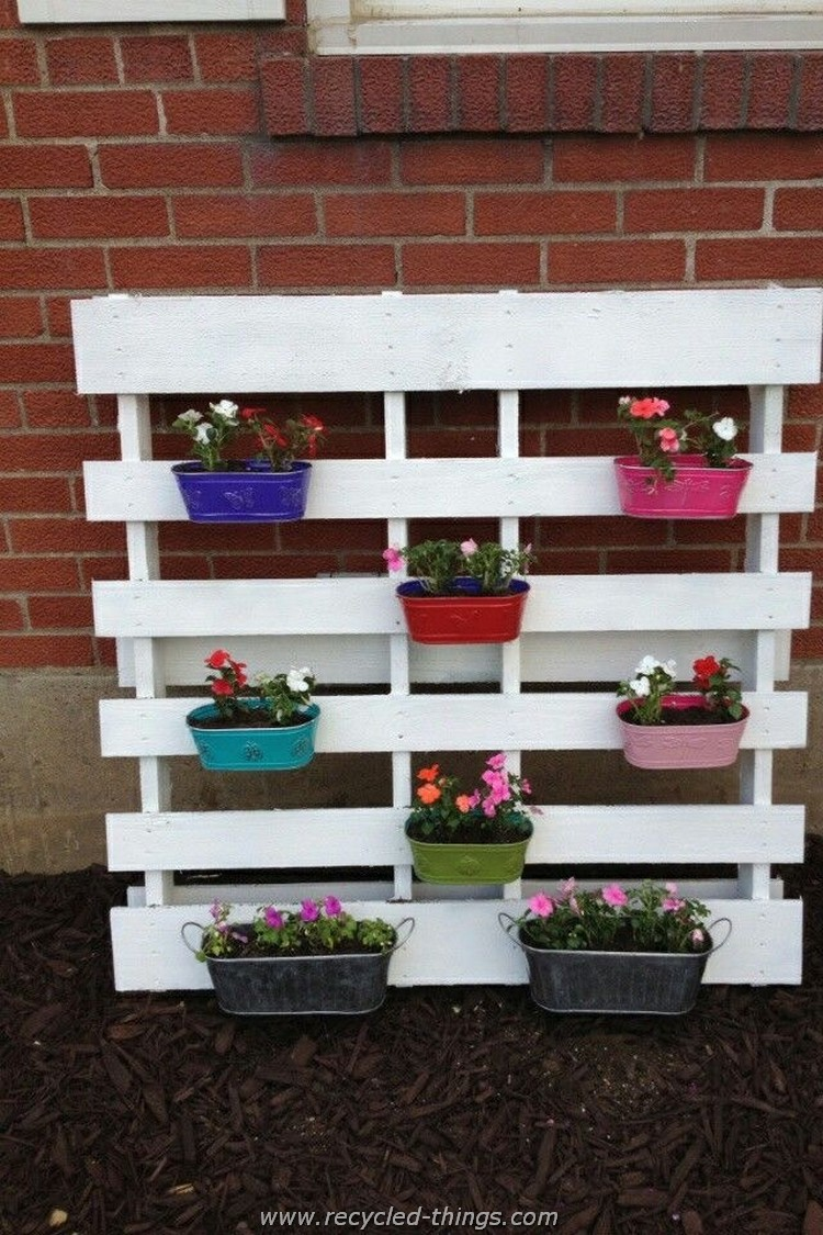 Prodigious ideas of pallet recycling recycled things for Pallet ideas