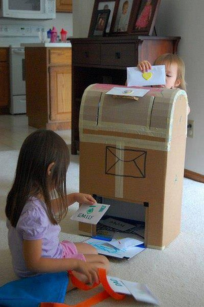 diy kids games and activities can make with cardboard