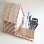 Amazing Crafts Created With Popsicle Sticks