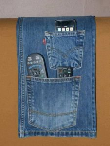 Unusual Ways To Repurpose Old Jeans