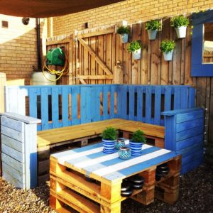 Wonderful Wood Pallet Ideas