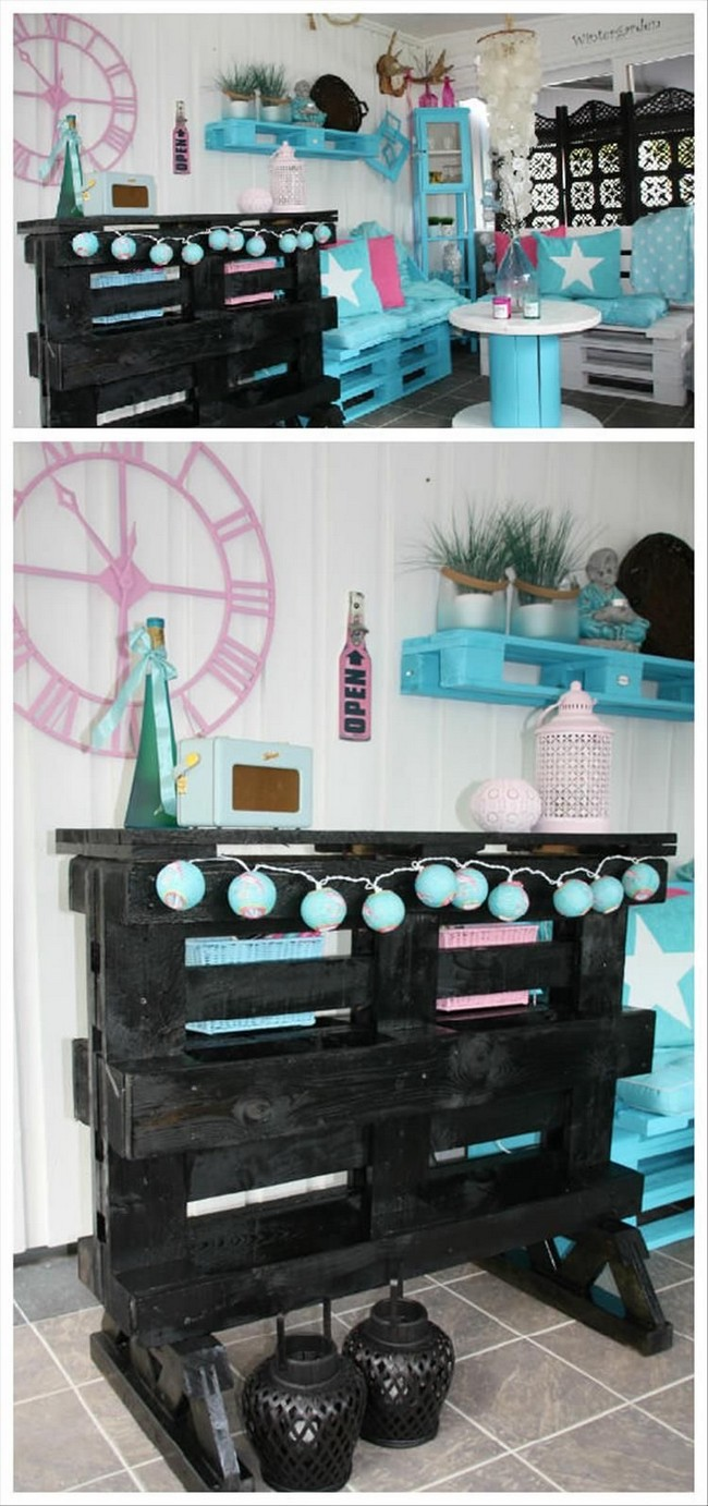 Pallet Decor Idea