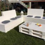 Wood Pallet Recycled Furniture Ideas