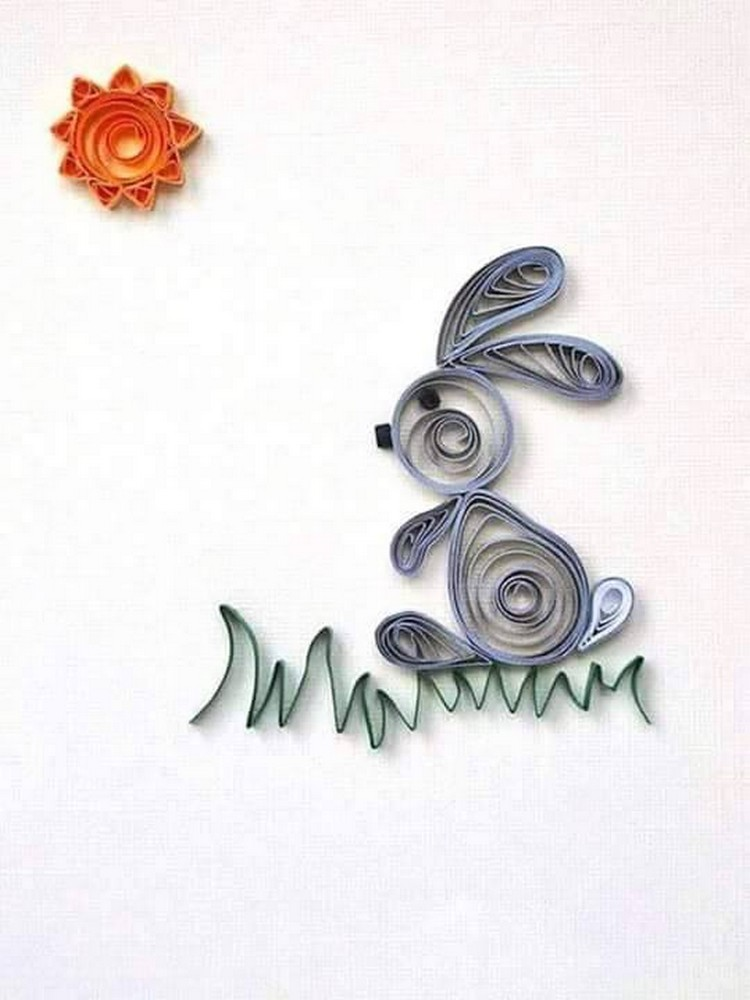 Paper Quilling Art Ideas