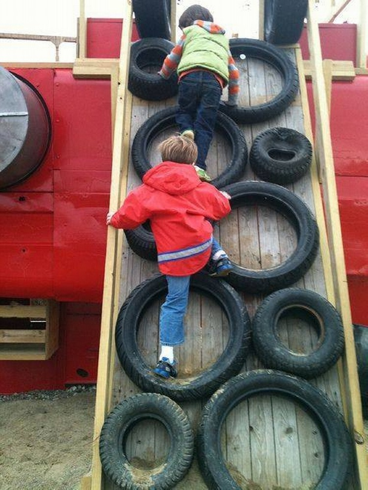 brilliant ways to reuse old tires recycled things
