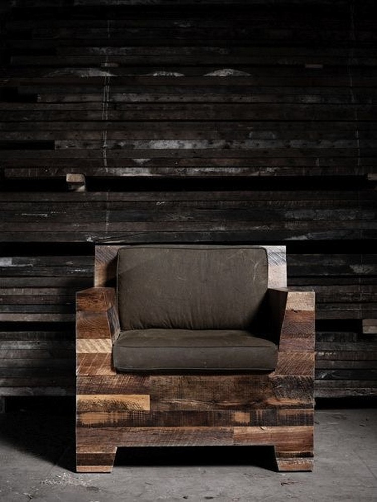 wood pallet recycled furniture ideas recycled things. Black Bedroom Furniture Sets. Home Design Ideas