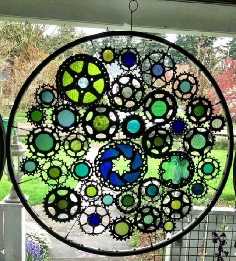 Bicycle Wheel Recycle